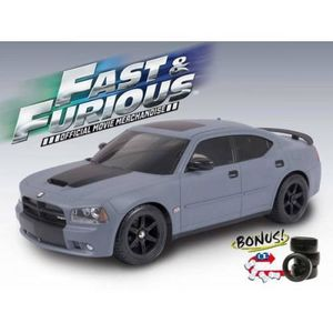 voiture dodge charger fast furious 6 achat vente voiture enfant soldes cdiscount. Black Bedroom Furniture Sets. Home Design Ideas