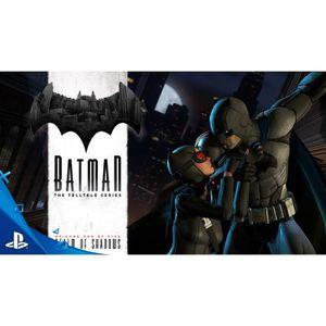JEU PS4 Batman: The Telltale Series (PS4) - Import Anglais