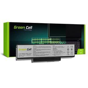BATTERIE INFORMATIQUE Green Cell® Batterie pour Asus N73JQ-A2-NB N73JQ-T