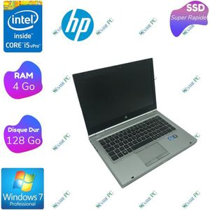 ORDINATEUR PORTABLE HP EliteBook 8460p - Intel Core i5 2520M - RAM 4 G