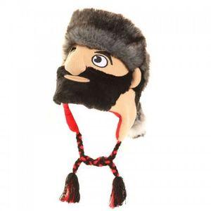 BONNET - CAGOULE Bonnet péruvien à tête de personnage - Garçon