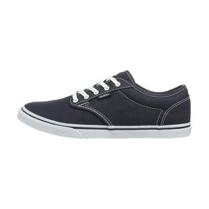 Atwood, Baskets Basses Homme, Bleu (Checkers Dress Blue/White), 39 EUVans