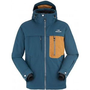 BLOUSON MANTEAU DE SPORT Veste De Ski / Snow Eider Kanda  2.0 Midnight Blue
