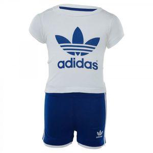 Ensemble de vêtements Ensemble de survêtement Adidas Original Logo Bébé
