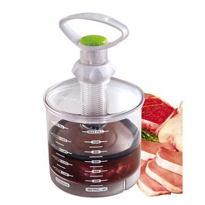BEURRIER - HUILIER  ONE TOUCH - MARINADE EXPRESS