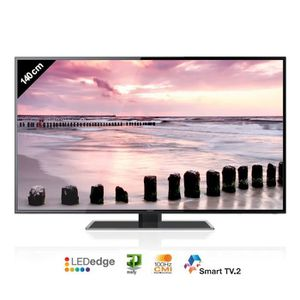 thomson 55fz4633 tv connect 3d 139 cm t l viseur led avis et prix pas cher cdiscount. Black Bedroom Furniture Sets. Home Design Ideas