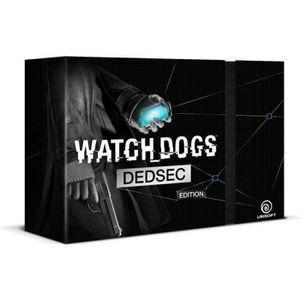 JEU PS4 Watch Dogs Edition DEDSEC Jeu PS4