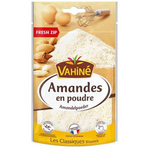 FRUITS SECS Amandes en poudre 125 g Vahiné