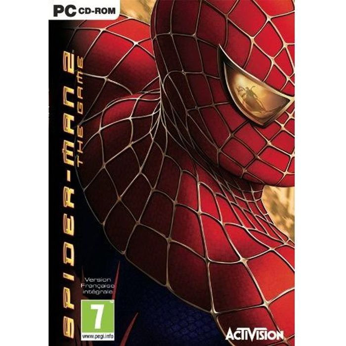 telecharger jeux spiderman 2 pc gratuit