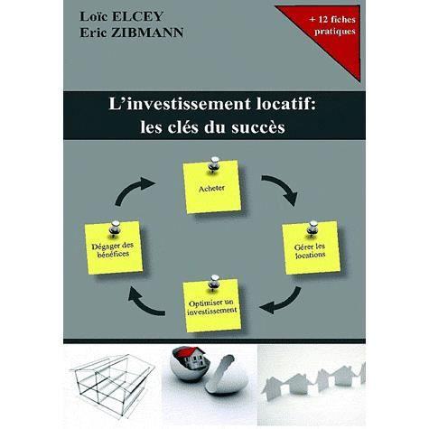 LIVRE DROIT AFFAIRES L'investissement locatif : les clés du succès