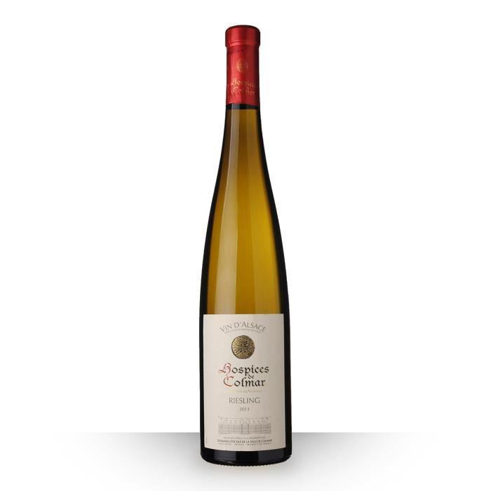 Hospices de Colmar Riesling 2013 Blanc 75cl AOC Alsace - Vin Blanc