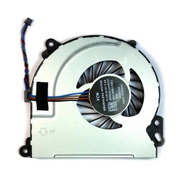 HP Envy 17-J076EF Ventilateur pour ordinateurs portables