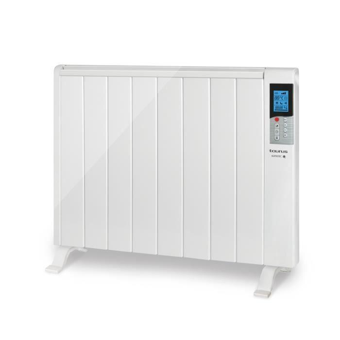 TAURUS Radiateur thermique à inertie sèche TANGER 2000 - 2000W
