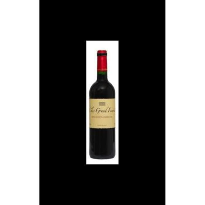 Chateau Grand Faurie 2015 Rouge