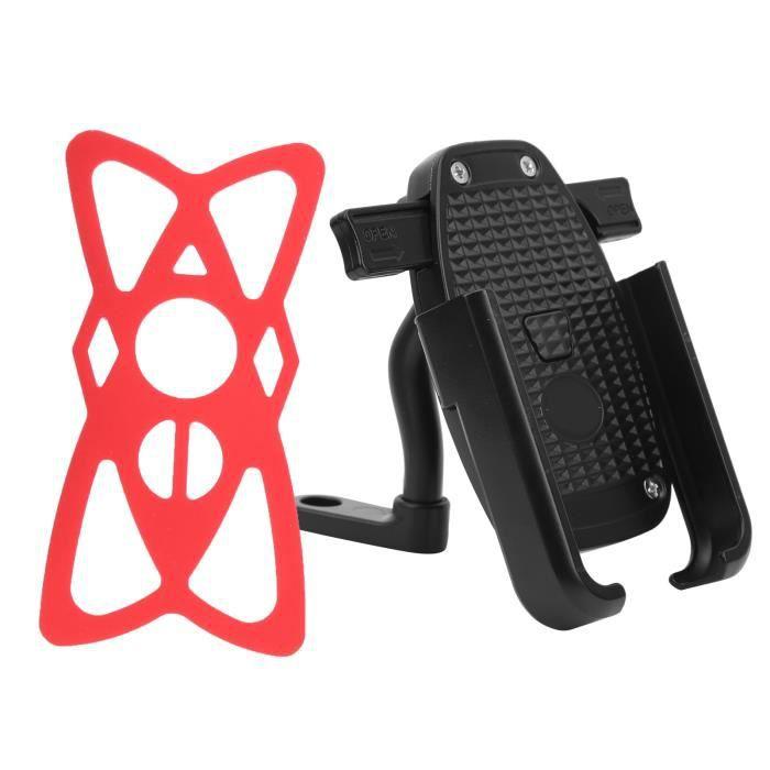 Support de rétroviseur, support de téléphone portable, support de téléphone portable pour moto électromobile
