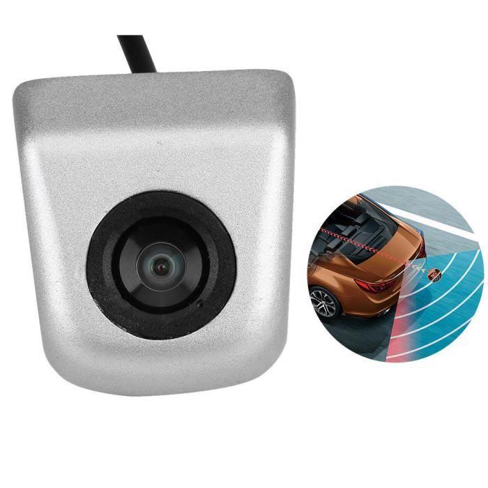 Drfeify Caméra de recul universelle Caméra de recul de voiture CCD de secours Parking Vision nocturne caméra de recul étanche