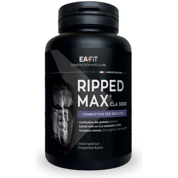 EAFIT RIPPED MAX® CLA 3000 - 60 caps