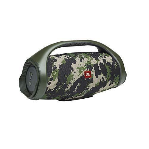 JBL Enceinte Bluetooth Boombox 2 – Bluetooth portable – Son ultra puissant – Modes de son intérieur extérieur – Autonomie 24