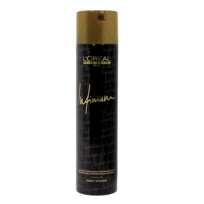 L'Oréal Professionnel Laque Infinium Pure Extra Forte , Laque 300ml