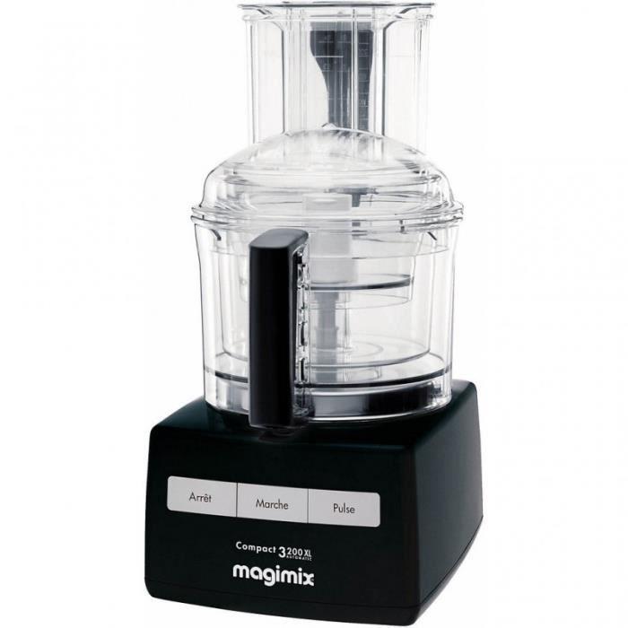 Magimix Robot multifonction 18363F C3200XL NOIR