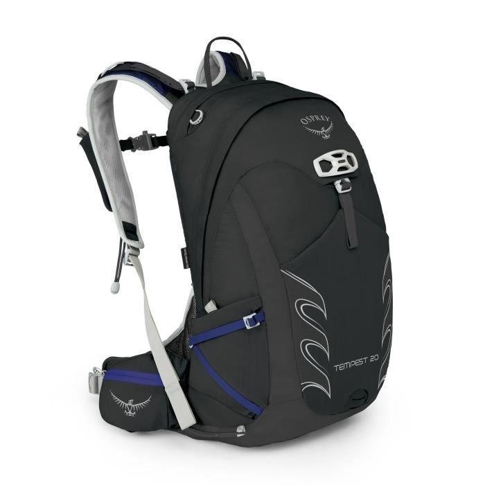 Avec ce daypack Osprey moderne, vous pouvez être fiers. Ici la qualité, la fonctionnalité et la conscience de la mode sont unis.