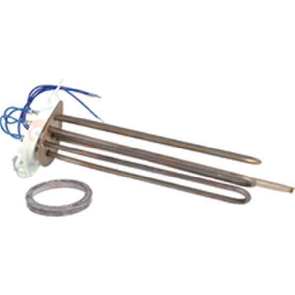 Thermor Ensemble résistance 3300w + joint pour chauffe eau blindé Thermor 230 400V réf 060463
