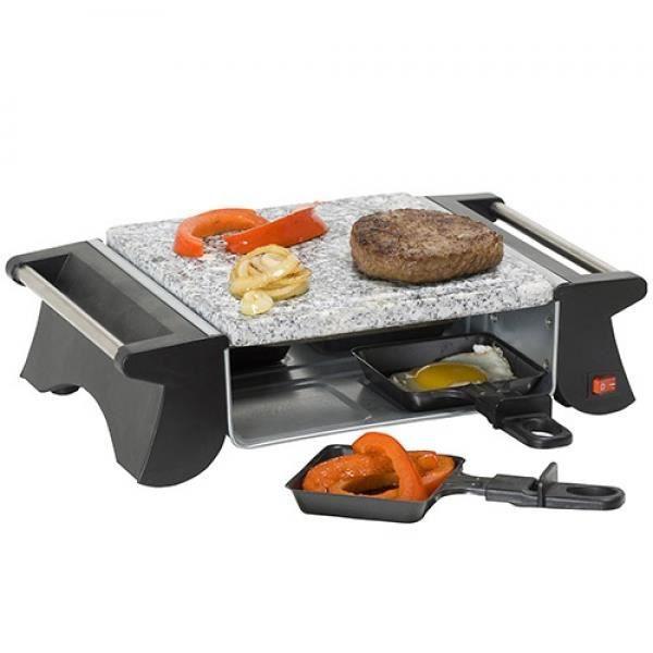 Appareil Raclette avec Pierre à Griller RA2990