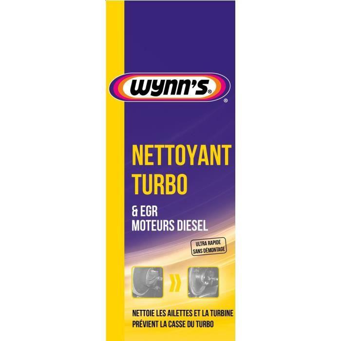 WYNN'S Nettoyant Turbo & Vanne Egr - 325 ml