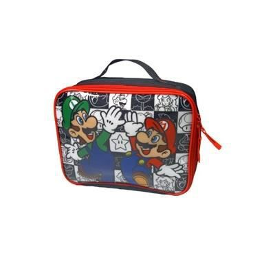 nintendo mini sac isotherme mario luigi achat. Black Bedroom Furniture Sets. Home Design Ideas