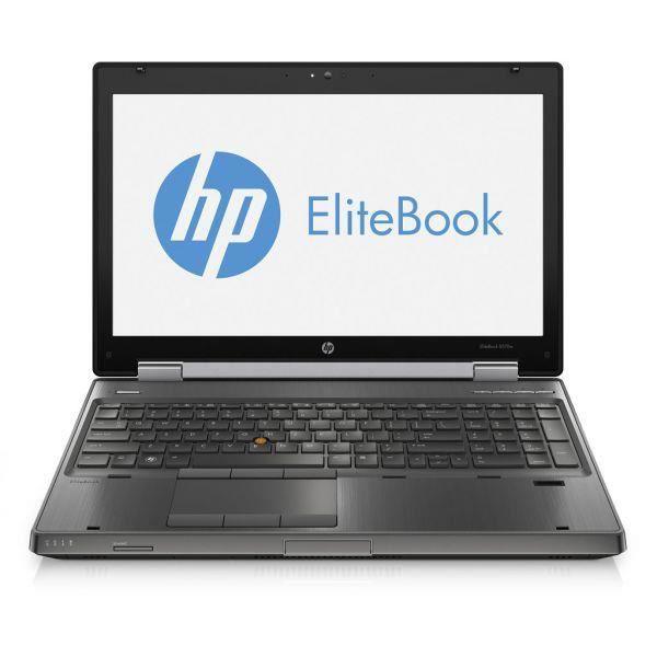 ORDINATEUR PORTABLE Hp EliteBook Workstation 8570w - Windows 7 - i7 32