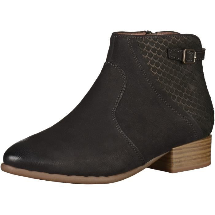Tamaris Bottines Noir b9taRNCL2