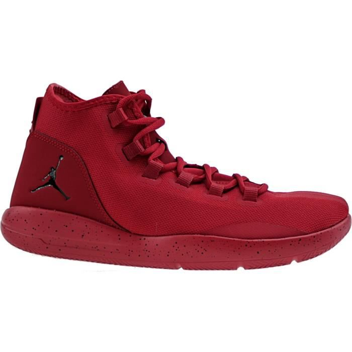 Jordan Reveal 834064-601 Homme Baskets Rouge