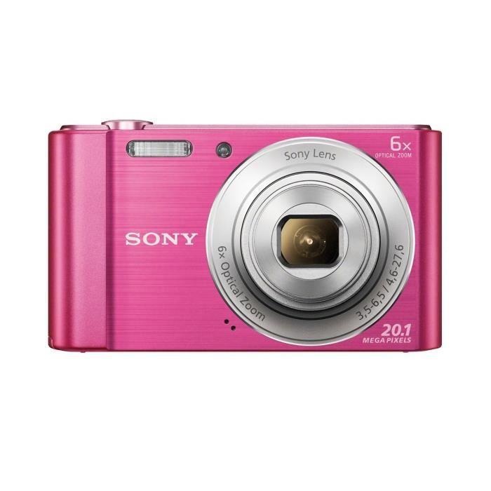 APPAREIL PHOTO COMPACT Sony DSC-W810P Appareil Photo Numérique Compact, 2