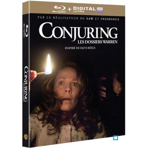 BLU-RAY FILM CONJURING : Les Dossiers de Warren - BLURAY