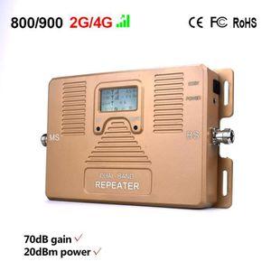 AMPLIFICATEUR DE SIGNAL 900 / 1800mhz smart amplificateur de signal mobile
