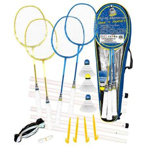 KIT BADMINTON Ensemble Badminton + Filet