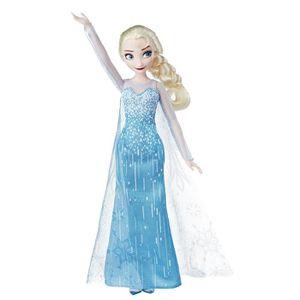 POUPÉE Disney Reine des Neiges Princess Poupée Elsa Pouss
