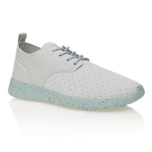 SKATESHOES WESC Chaussures PL Micro Low Top - Homme - Gris