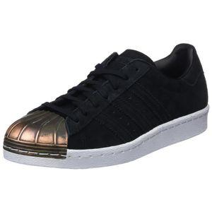 BASKET Adidas superstar des femmes 80 mt w chaussures de