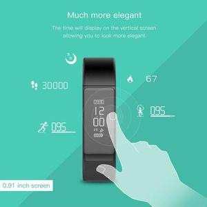 MONTRE CONNECTÉE RECONDITIONNÉE Montre Connectée Bracelet Podometre Cardio Smart W