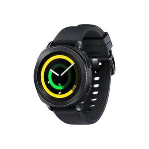 MONTRE CONNECTÉE Samsung Gear Sport SM-R600 43 mm timeless black mo