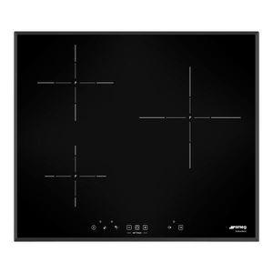 PLAQUE INDUCTION Table de Cuisson Induction SMEG SI5631D