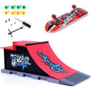 FINGER SKATE - BIKE  Doigt Rampe de Skate Park Kit Pièce d'Rechange pou