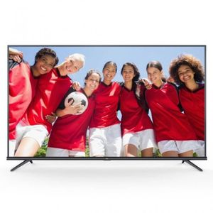 Téléviseur LED TCL TV LED 4K UHD 126cm Smart TV 50EP662