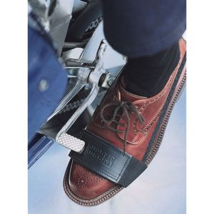 CHAUSSURE - BOTTE Protège chaussures moto cuir Tuc…