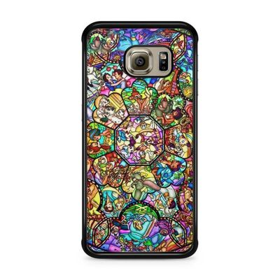 coque disney art galaxy s6