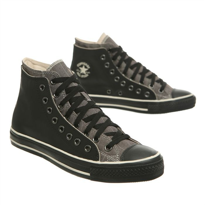 converse double upper femme