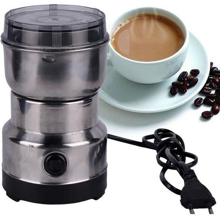 Moulin à café machine à broyer grains électriques machine a expresso HB042