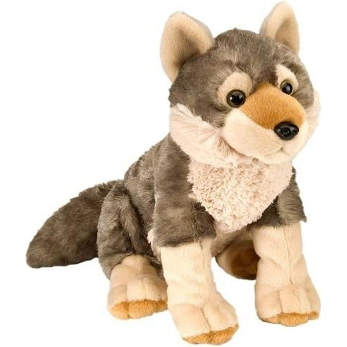 WILD REPUBLIC 30CM EUROPE CUDDLEKINS WOLF…