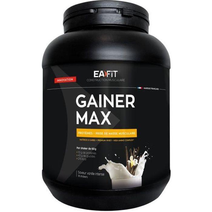EAFIT GAINER MAX VANILLE INTENSE 1,1
